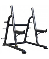 BK-21 STAİRSTEP SQUAT  RACK  WİTH  ADJUSTABLE SAFETY CATCH